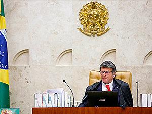 Fux submete ao plenário definição do uso das Forças Armadas